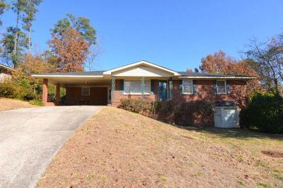 North Augusta Single Family Home For Sale: 306 Lehigh Avenue