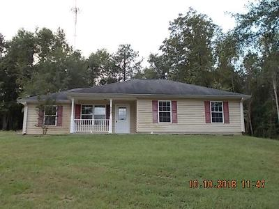 North Augusta Single Family Home For Sale: 523 Bradley Drive