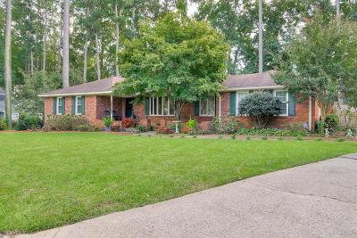 Augusta Single Family Home For Sale: 3114 Holly Haven