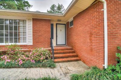 North Augusta Single Family Home For Sale: 919 Fairwood Avenue