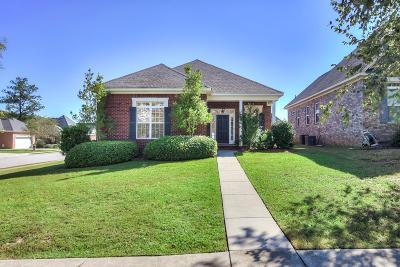Evans Single Family Home For Sale: 2559 Grier Circle