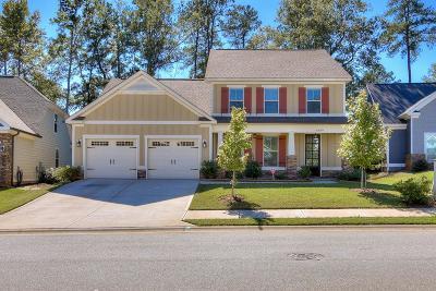 Bartram Trail Single Family Home For Sale: 4309 Satolah Ridge