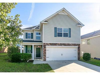 Columbia County Single Family Home For Sale: 1104 Grove Landing Lane