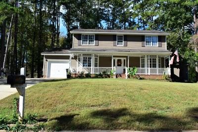 Columbia County Single Family Home For Sale: 110 Mayfield Court