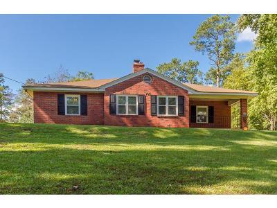 Augusta GA Single Family Home For Sale: $164,900