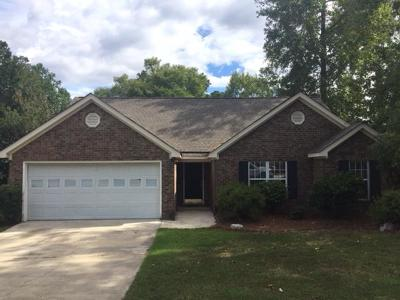 Grovetown Single Family Home For Sale: 4903 Cavan Place