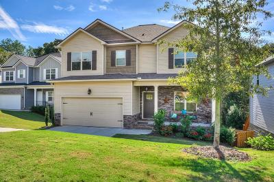 North Augusta Single Family Home For Sale: 280 Mossy Oak Circle