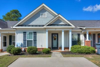 Grovetown Single Family Home For Sale: 715 Whispering Willow Way