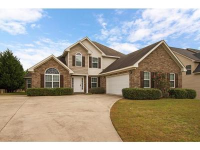 Grovetown Single Family Home For Sale: 6057 Reynolds Circle