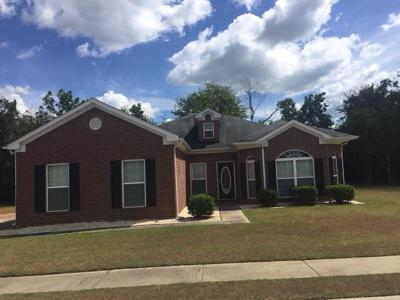 Grovetown Single Family Home For Sale: 3018 Pepper Hill Drive