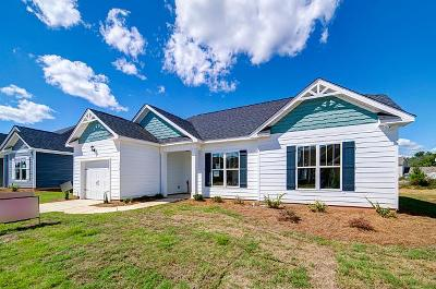North Augusta Single Family Home For Sale: 1926 Seaborn Drive