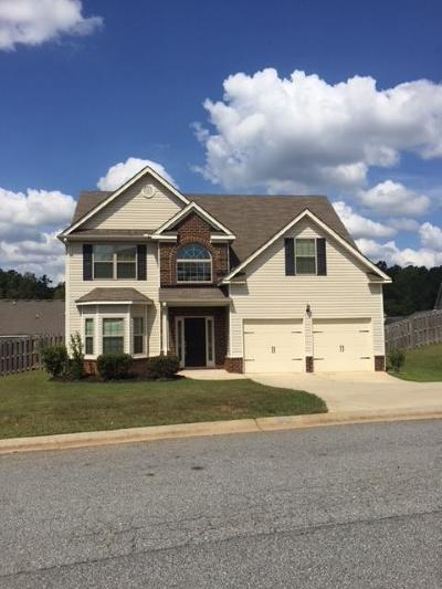 Grovetown Single Family Home For Sale: 336 Congling Circle