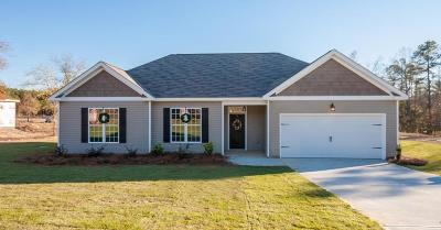 North Augusta Single Family Home For Sale: 538 Bradley Drive
