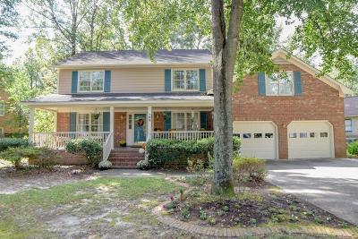 Aiken Single Family Home For Sale: 109 Woodbridge Drive