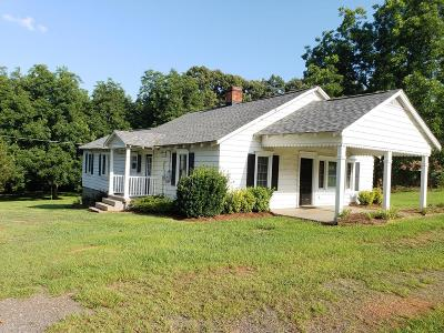 Lincolnton Single Family Home For Sale: 1717 Washington Hwy