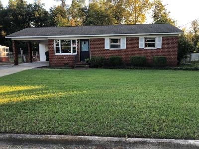Augusta GA Single Family Home For Sale: $59,700