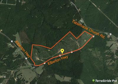 Lincolnton Residential Lots & Land For Sale: 00 Hwy 79