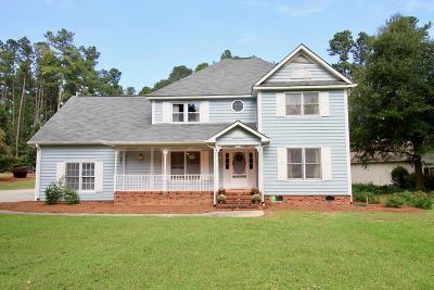 Aiken Single Family Home For Sale: 110 Rollingrock Road