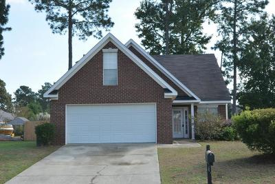 North Augusta Single Family Home For Sale: 543 Saint Julian Place