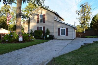 Augusta GA Single Family Home For Sale: $159,900