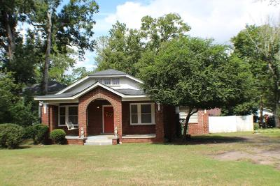 Edgefield County Single Family Home For Sale: 419 Columbia Road