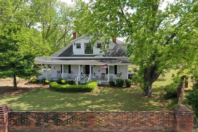 Waynesboro Single Family Home For Sale: 781 Drone Road