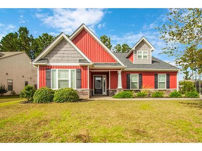 Grovetown Single Family Home For Sale: 2594 Kirby Avenue