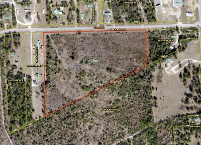 Richmond County Residential Lots & Land For Sale: 1230 Clark Road