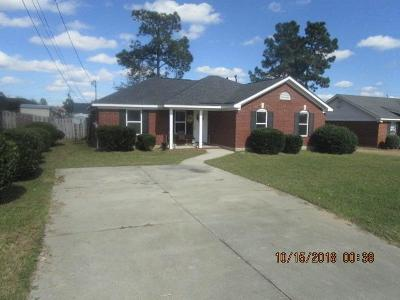 Augusta GA Single Family Home For Sale: $111,900