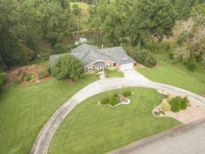 North Augusta Single Family Home For Sale: 100 Cypress Drive