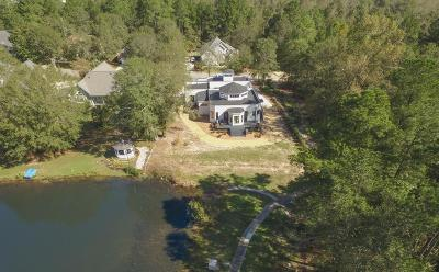 North Augusta Single Family Home For Sale: 732 Lake Santee Drive
