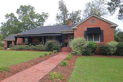 Waynesboro GA Single Family Home For Sale: $199,900