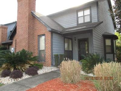 Augusta Single Family Home For Sale: 2901 Wolf Court