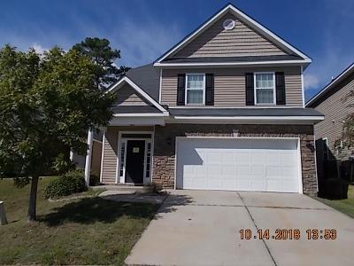 Columbia County, Richmond County Single Family Home For Sale: 2053 Dundee Way