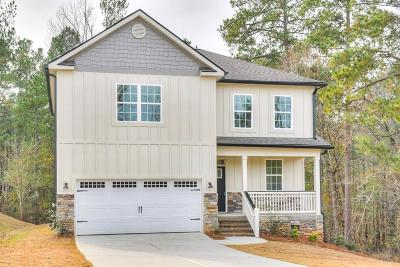 Grovetown Single Family Home For Sale: 1557 Baldwin Lakes Drive