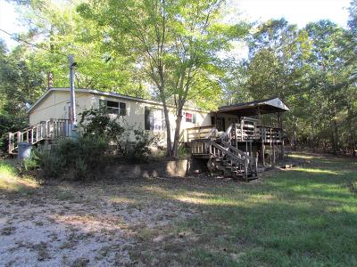 Edgefield County Single Family Home For Sale: 231 Jacob McKie Road