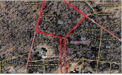 Hephzibah Residential Lots & Land For Sale: 2005 McDade Farm Road