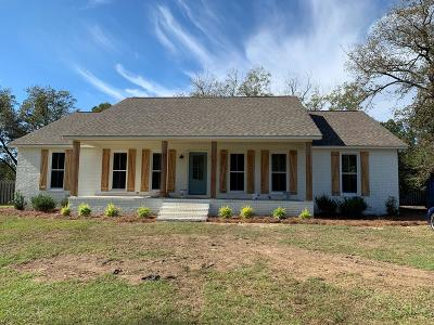 Appling Single Family Home For Sale: 2298 Morris Calloway Road