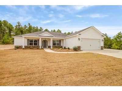 Aiken Single Family Home For Sale: 6633 Kiawah Trail