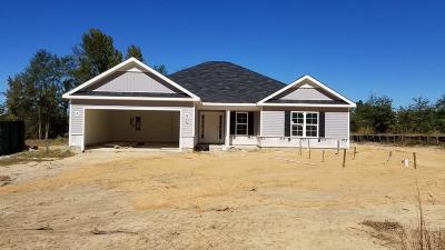 Aiken Single Family Home For Sale: Lot 30 Kiawah Trail