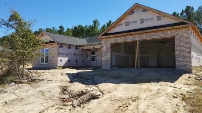 Aiken Single Family Home For Sale: Lot 52 Kiawah Trail