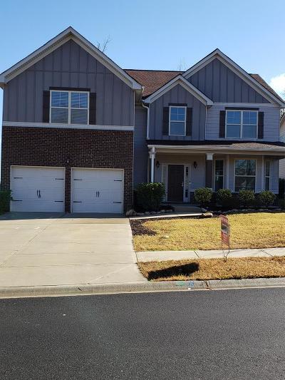 Hidden Creek Single Family Home For Sale: 904 Golden Bell Lane