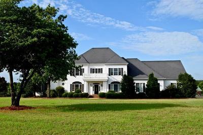 Single Family Home For Sale: 1067 Colbert Bridge Road