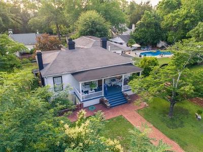 Aiken Single Family Home For Sale: 357 Chesterfield Street
