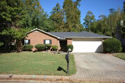 Augusta Single Family Home For Sale: 250 Lafayette Drive