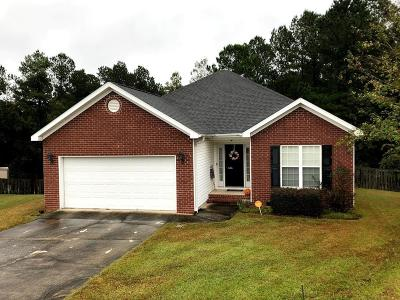 Grovetown Single Family Home For Sale: 2034 Sylvan Lake Drive