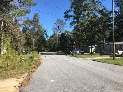 Richmond County Residential Lots & Land For Sale: 1545 S Atlantic Drive