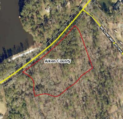 North Augusta Residential Lots & Land For Sale: Ascaqua Lake Road