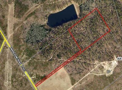 Aiken Residential Lots & Land For Sale: Parcel B Snipes Pond Road