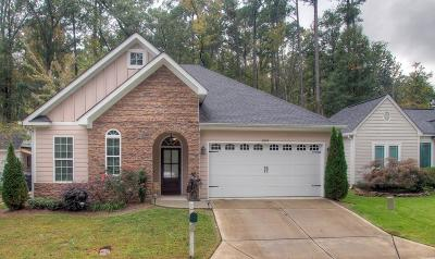 Augusta Single Family Home For Sale: 2630 Sherborne Court